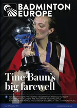 Badminton Europe E-Magazine - Click to Open