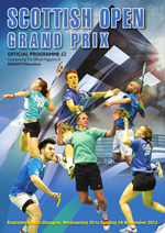Scottish Badminton E-Magazine - Click to Open